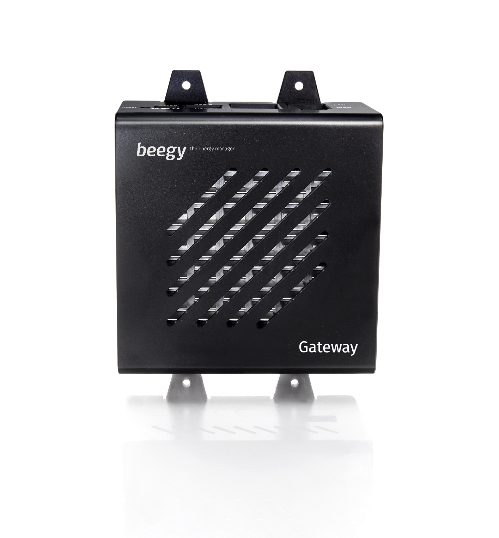 beegy Gateway vernetzt dezentrale Energiekomponenten